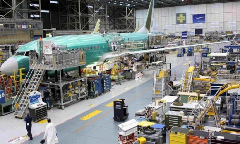 EU proposes tariffs on £15bn of US products in Boeing row