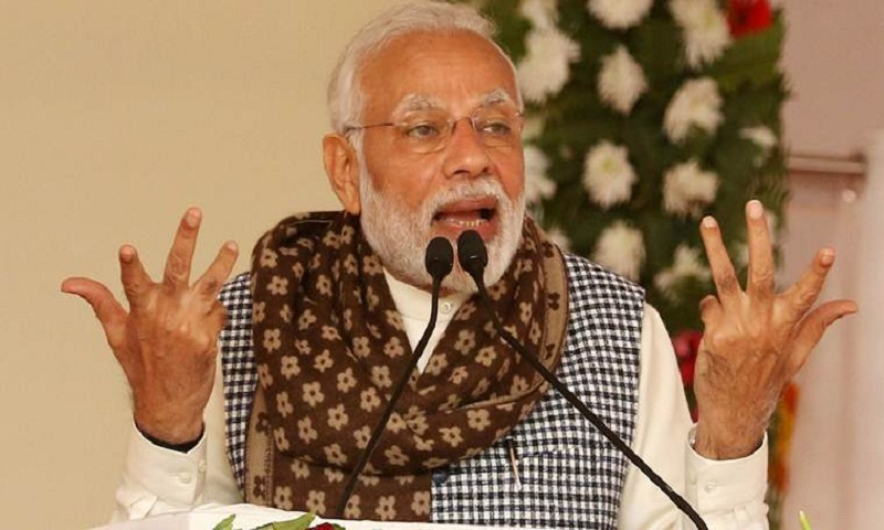 Odisha: Chopper search delays PM Modi's departure, EC suspends IAS officer