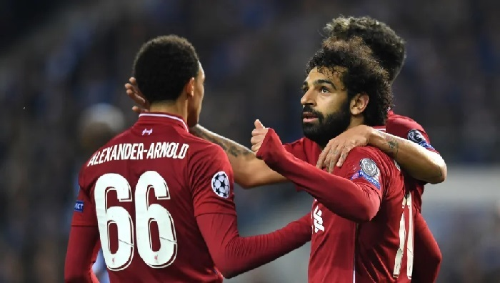 Easy Liverpool win over Porto sets up Barca Semi