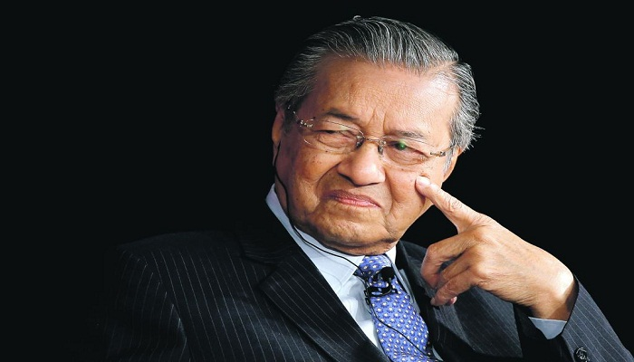 Mahathir Mohamad in Time's list of 100 most influential people