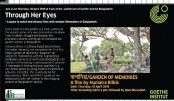 Garden of Memories to be screened  at Goethe-Institut today