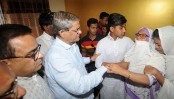 People not safe anywhere: Fakhrul