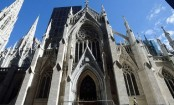New York police arrest man with petrol in St Patrick's Cathedral