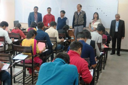 Cluster varsity entry test decision remains on paper for nine years