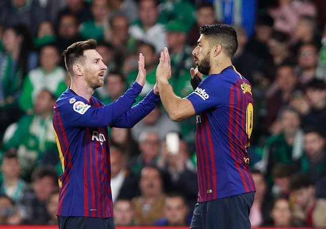 La Liga set for big finish despite Barcelona procession