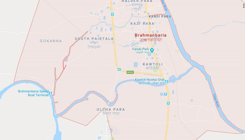 Minor boy killed in Brahmanbarai road crash