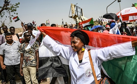 Change in Sudan – Is It for the Better?