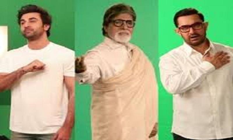 Amitabh Bachchan, Aamir Khan, Ranbir Kapoor pay tribute to Pulwama soldiers