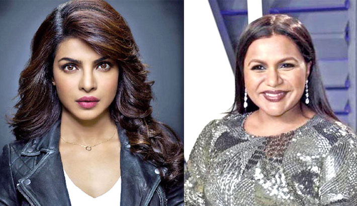 Priyanka's wedding comedy with Mindy to be shot in India