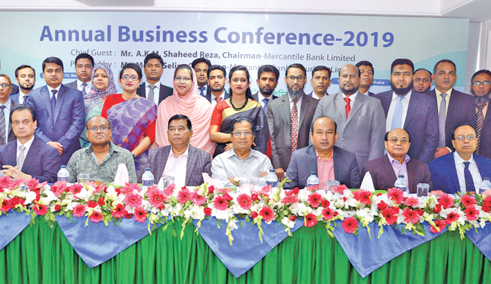Mercantile Bank  Securities holds  annual confce