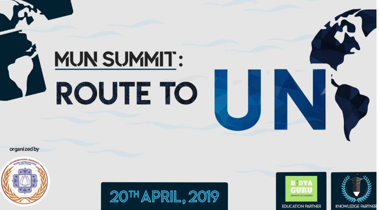 MUN Summit at JU begins Saturday