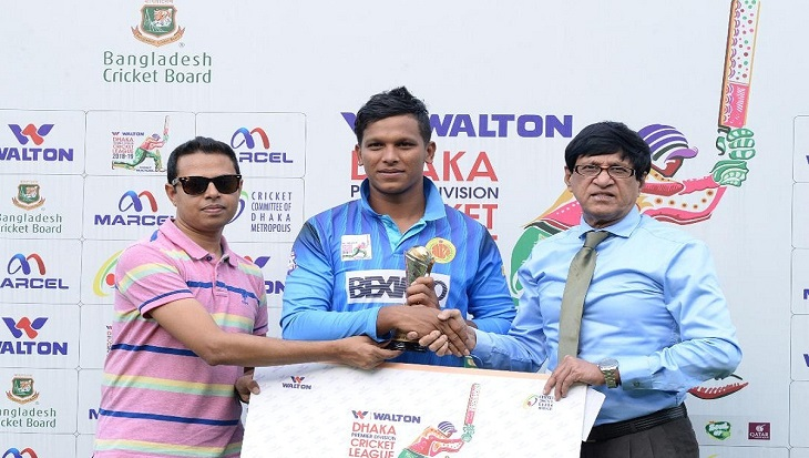Premier Cricket: Abahani, Rupganj's winning streak continues