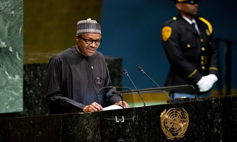 Muhammadu Buhari signs minimum wage bill into law