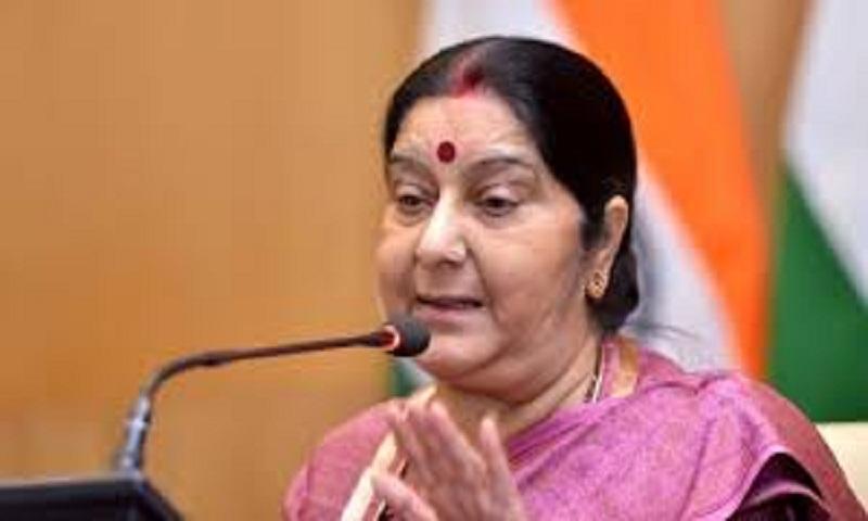 No Pakistani soldier or citizen died in Balakot air strike: Sushma Swaraj