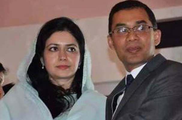Court orders to freeze Tarique and Jobaida's 3 UK bank accounts