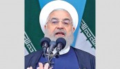 Rouhani calls on Mideast states to  'drive back Zionism'