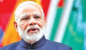 Modi asks  people to choose  strong govt