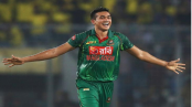 Taskin shines after missing out World Cup selection