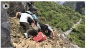 Malaysian hurt in Taiwan quake regains consciousness