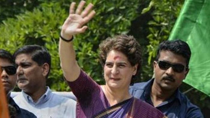 Priyanka Gandhi to visit Amethi and hold road show