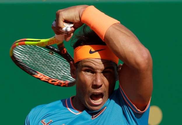 Surprised Nadal sees 'super solid' Djokovic exit Monte Carlo