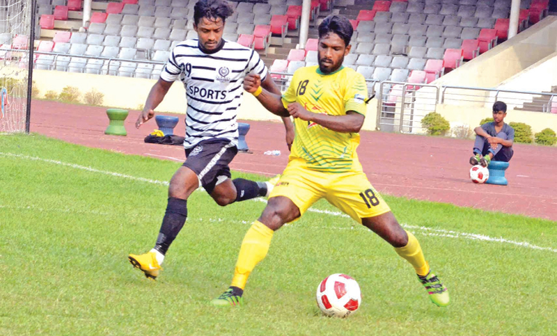 Saif, Rahmatganj end first phase with wins