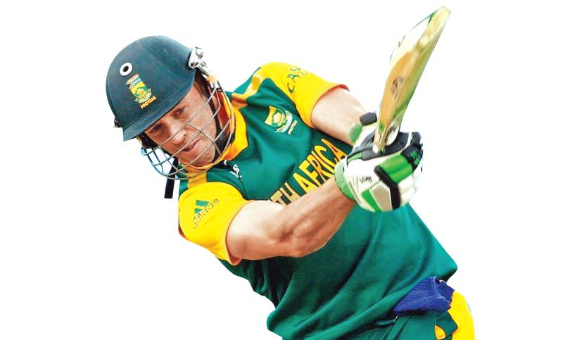 de Villiers sets sights on BBL stint