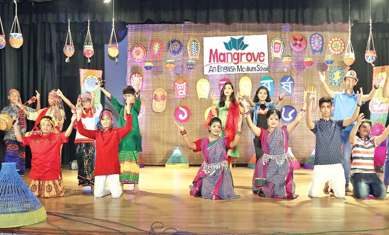 Celebrate Pahela Baishakh