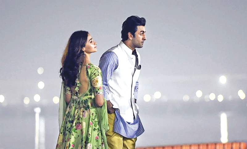 Alia pleaded with Ayan to cast her opposite Ranbir Kapoor