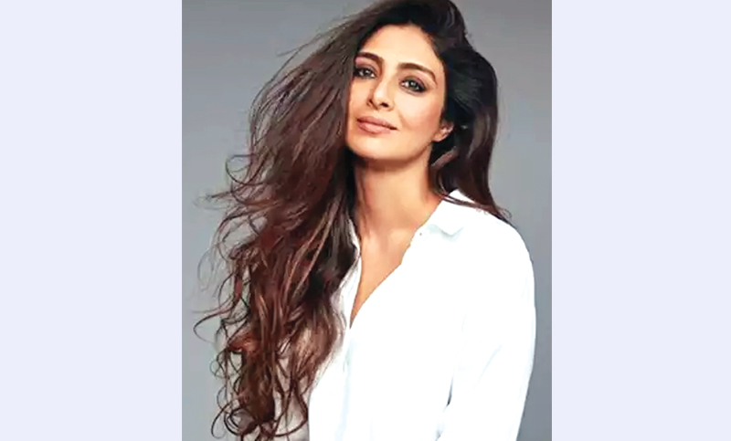 Tabu to play a social activist in Rana Daggubati's film
