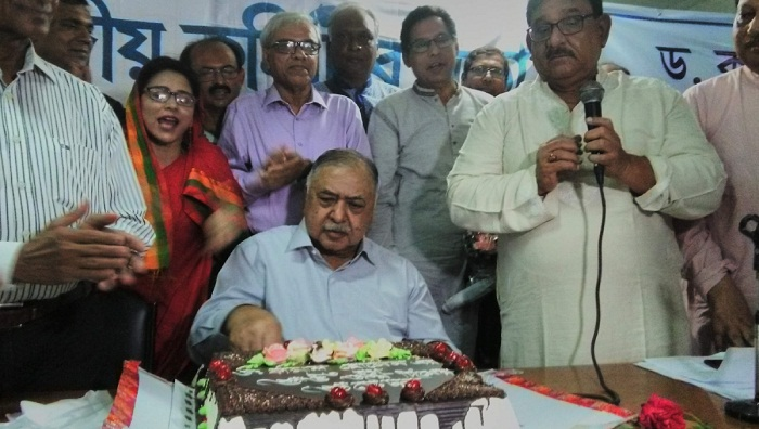 Will succeed before golden jubilee of independence: Dr Kamal