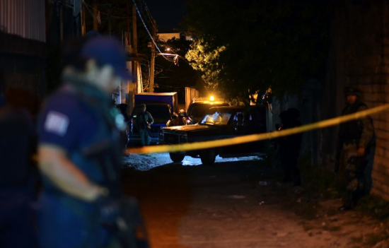 Gunmen shoot 13 people dead at family party in eastern Mexico