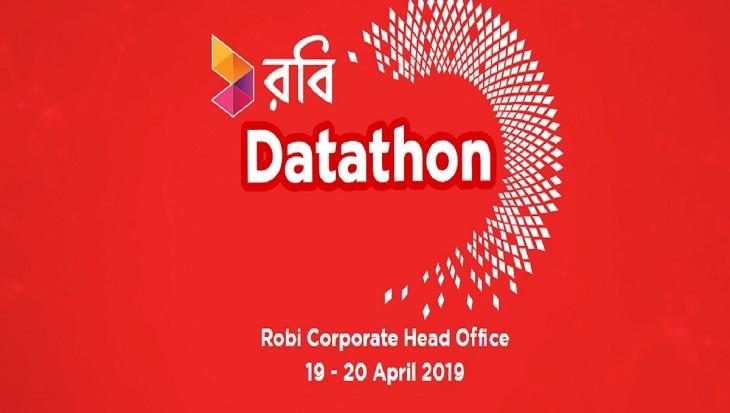 Robi organises Bangladesh's first-ever Datathon