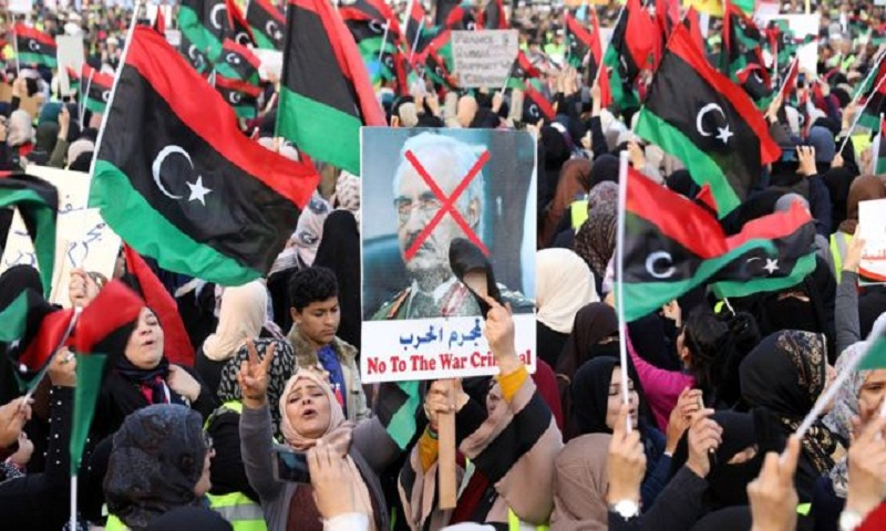Libya crisis: Trump speaks to insurgent General Haftar
