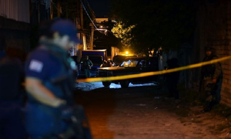 Unidentified gunmen kill 13 at Mexican party