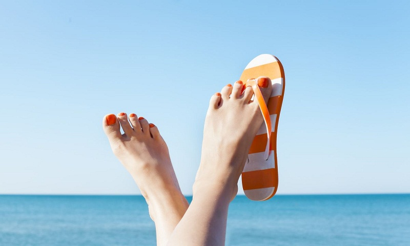 How to cope with smelly feet?