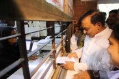 Home minister receives treatment at National Institute of Cardiovascular Diseases