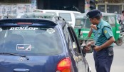 Traffic police affected by noise pollution
