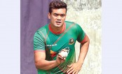 Taskin hits back in form after WC snub