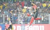 Kohli ton helps RCB beat KKR despite Rana-Russell show
