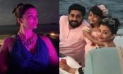 Aishwarya Rai and Abhishek Bachchan celebrate anniversary