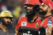 Ton-up Kohli hails Moeen for crucial IPL win