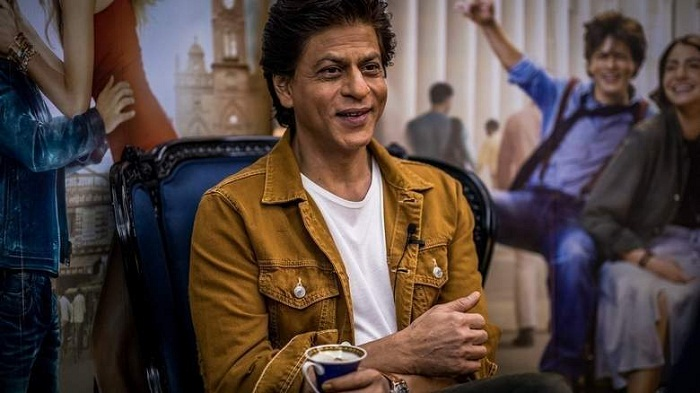 Bollywood Badshah SRK takes a break from films