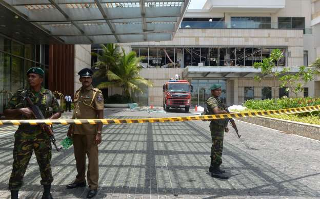Sri Lanka explosions: Police chief warned of suicide attack threat days before blasts