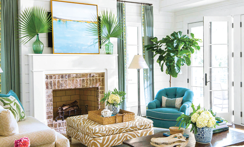 Lavish Ideas For The Living Room