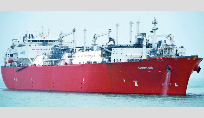 Summit to supply imported  LNG to national grid shortly