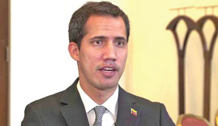 Venezuela's Guaido calls for 'biggest demo in history'