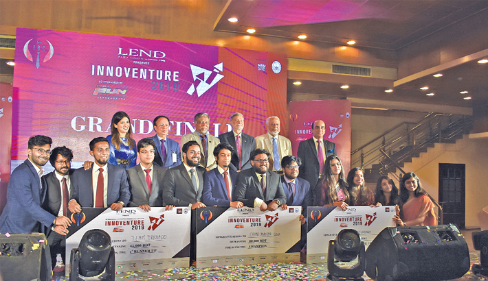 Inter-university  business case  competition held