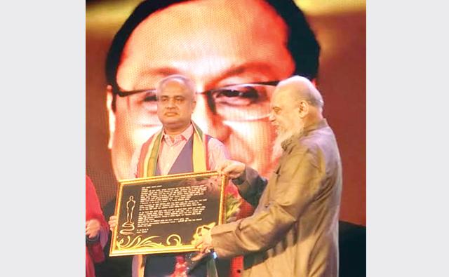 Bashundhara  Group Chairman  gets ICA Award