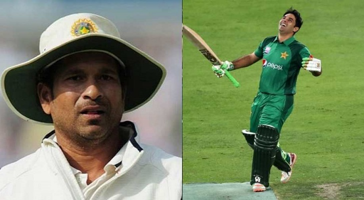 Pakistan's Abid wants World Cup advice from Indian great Tendulkar